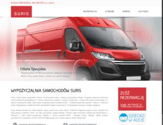 suris.pl screenshot