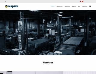 surpack.com.pe screenshot