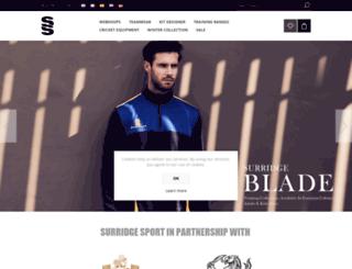 surridgesport.com screenshot