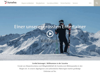 surselva.info screenshot