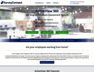 surveyconnect.com screenshot