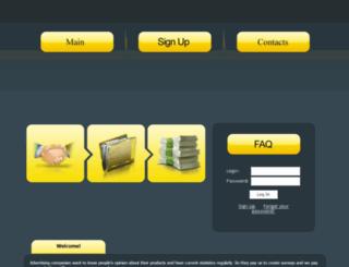 surveyown.com screenshot