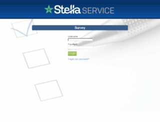 surveys.stellaservice.com screenshot