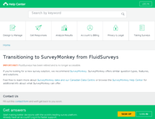 surveys.tronepanel.com screenshot