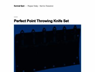 survival-spot.com screenshot