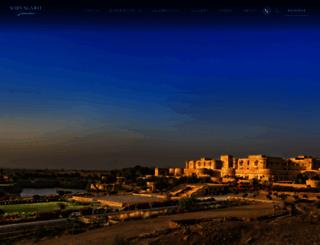 suryagarh.com screenshot