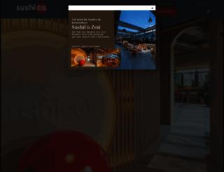 sushico.com.tr screenshot