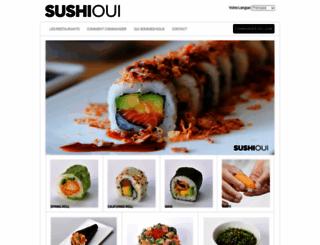 sushioui.com screenshot