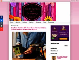 susie-qpons.blogspot.com screenshot