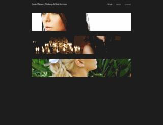 susiechhuor.carbonmade.com screenshot