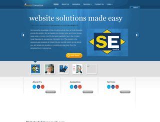suste-easysites.com screenshot