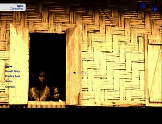 sutraconsulting.com screenshot
