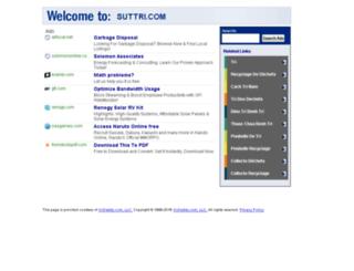 suttri.com screenshot