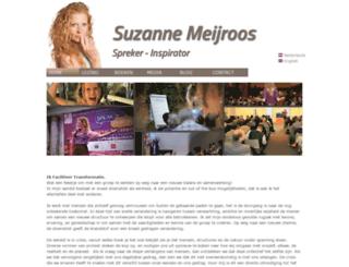 suzannemeijroos.nl screenshot