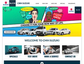 suzukispecial.co.za screenshot