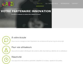 sv5.a2zi.fr screenshot