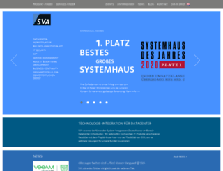 sva.de screenshot