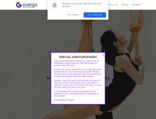 svarga.co.id screenshot