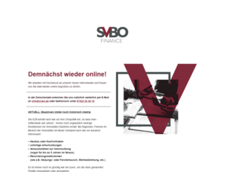 svbo.de screenshot