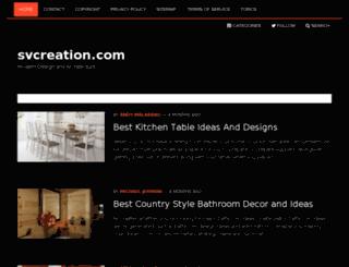 svcreation.com screenshot