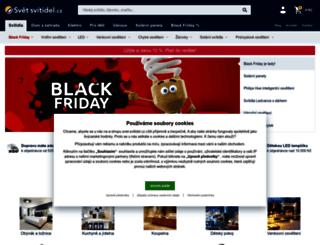 svet-svitidel.cz screenshot
