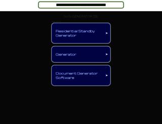 svg-generator.de screenshot