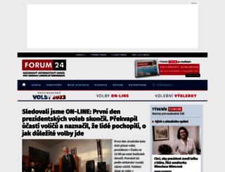 svobodneforum.cz screenshot