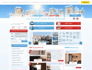 svobodni-kvartiri.com screenshot