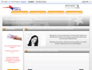 svpmerci.eu screenshot