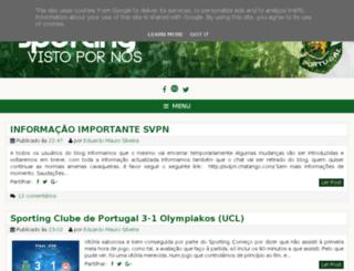 svpn.blogspot.pt screenshot