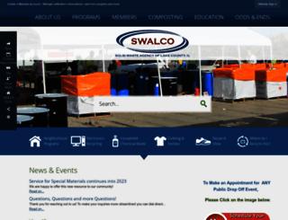 swalco.org screenshot