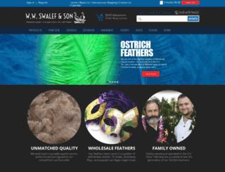 swalefandson.com screenshot