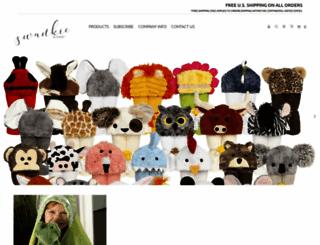 swankieblankie.com screenshot