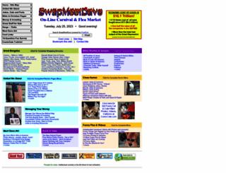 swapmeetdave.com screenshot