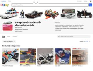 swapmeetmodels.co.uk screenshot