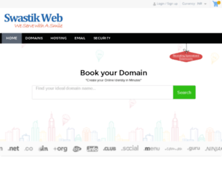 swastikweb.net screenshot