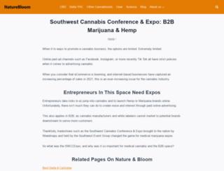 swccexpo.com screenshot