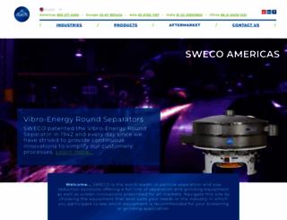 sweco.com screenshot