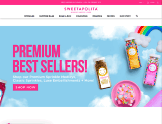 sweetapolita.com screenshot