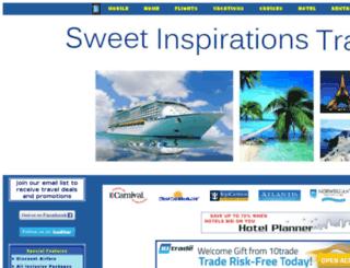 sweetinspirationstravel.com screenshot