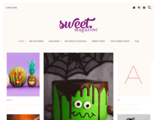 sweetmagazine.com.au screenshot
