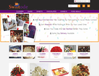 sweetode.com screenshot