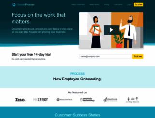 sweetprocess.com screenshot