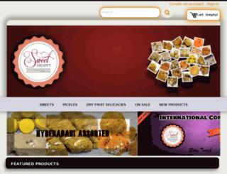sweetshoppy.com screenshot