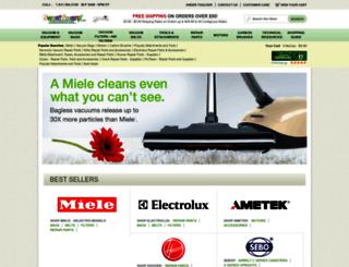 sweetsweep.com screenshot