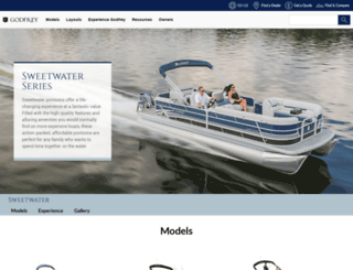 sweetwaterboats.com screenshot