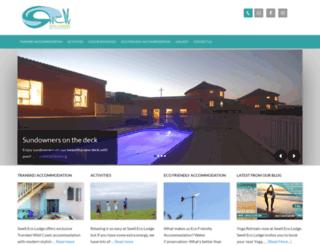 swellecolodge.com screenshot