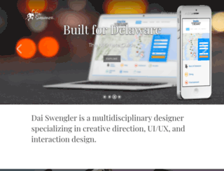 swengler.com screenshot