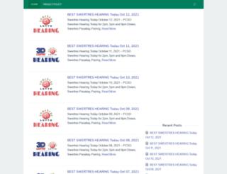 swertreshearing.net screenshot