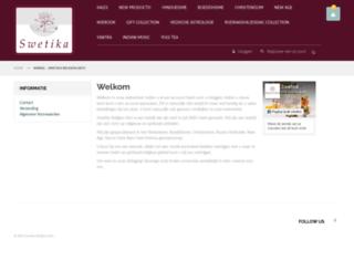 swetika.nl screenshot